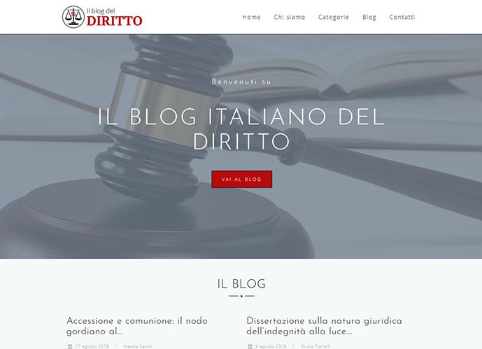 Il Blog del Diritto